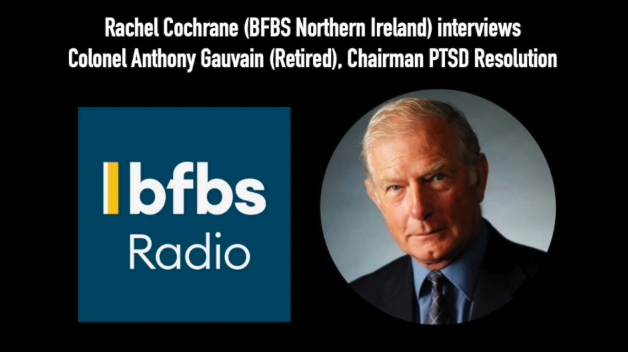 BFBS-Tony Gauvain Interview