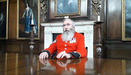 Chelsea Pensioner talks about PTSD-Resolution