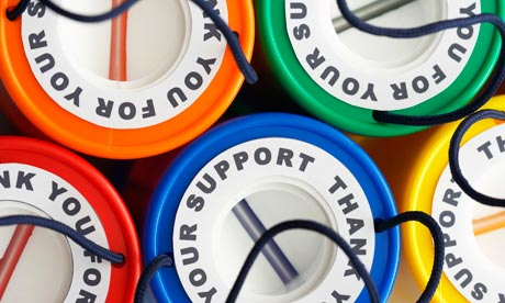 how to effectively raise funds for PTSD Resolution