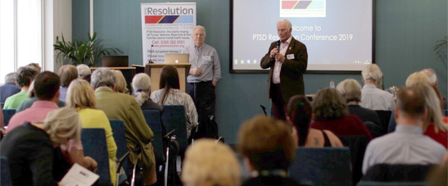 2019 ptsd rESOLUTION cONFERENCE